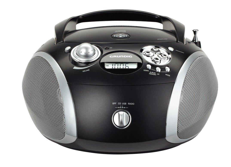 Grundig RCD 1445 - RadioCD (Reproductor de CD y MP3, con Puerto ...