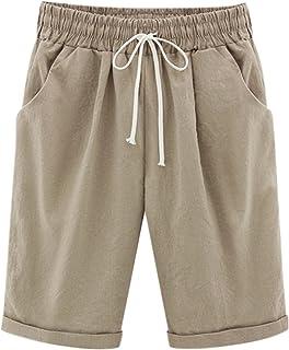 : LAEMILIA Shorts et bermudas Femme : Vêtements