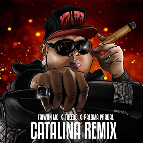 Catalina (feat. Paloma Pradal, Toledo) [Costa Rican Remix ...
