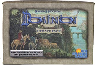 Rio Grande Games Dominion: 2nd Edition Board Game Update Pack
