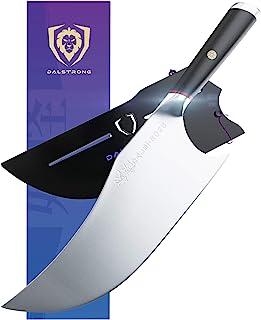 Dalstrong Professionelles Kochmesser - Fleischmesser - 23 cm - The Banshee - Phantom Series - aus Japanischem High-Carbon AUS8 Stahl