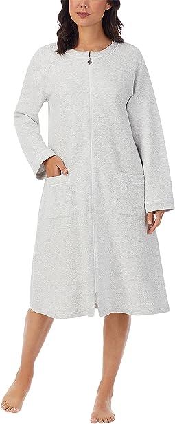 Long Sleeve Zip Robe