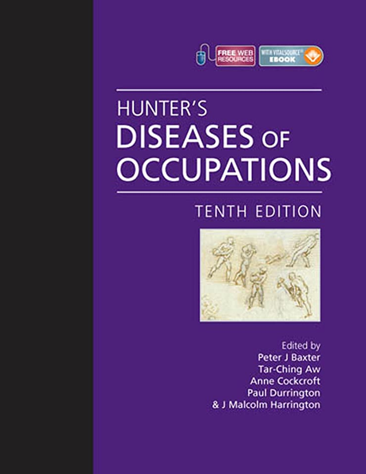 アルコール政治時々時々Hunter's Diseases of Occupations (English Edition)