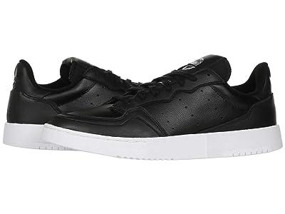 adidas Originals Supercourt (Core Black/Core Black/Footwear White) Men
