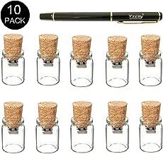 10pcs Botella de 2 GB Cute Drift unidad flash USB memory stick Almacenamiento U-Disk regalo de Navidad (2.0 GB)