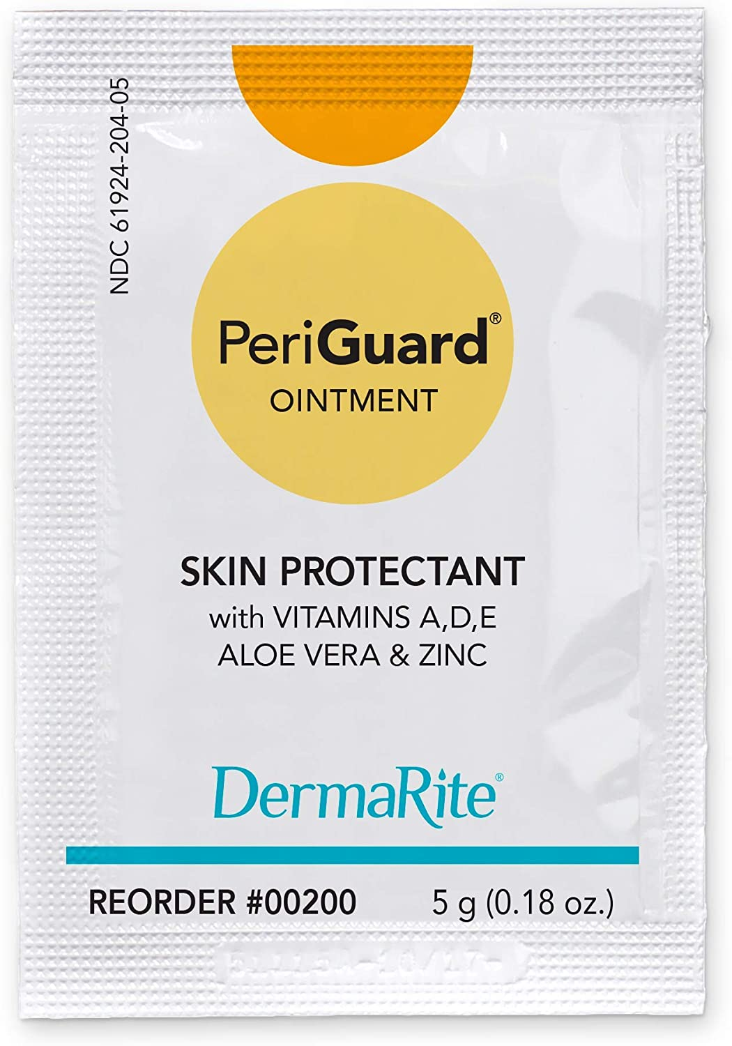 Dermarite Industries Periguard Ointment 35% OFF Count 144 Packets Under blast sales
