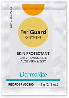 Dermarite Industries Periguard Ointment Packets, 144 Count