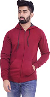 6TH AVENUE STREETWEAR Men's Hooded Sweatshirt