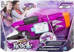 Nerf Rebelle CornerSight Blaster (Pink)