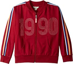 Jorgina Track Jacket (Big Kids)