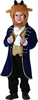 Fun Costumes Little Boys' Beast Velvet Jacket Costume Set