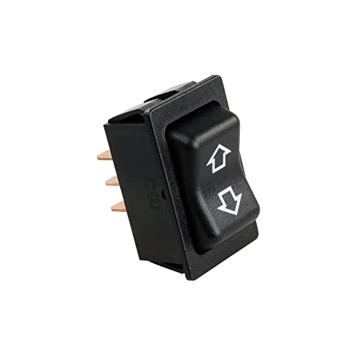 jr products 12395 black 4-pin slide-out switch