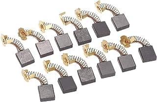 N//A Soporte para escobillas de Carbono de 7,9 mm x 6,8 mm 4 Piezas para Amoladora Angular Hitachi 100