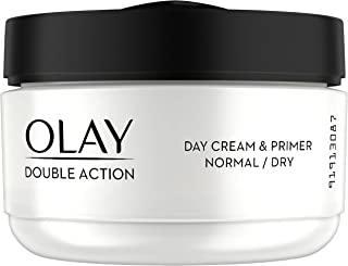 Olay Double Action Day Cream & Primer For Normal To Dry Skin 50 ml