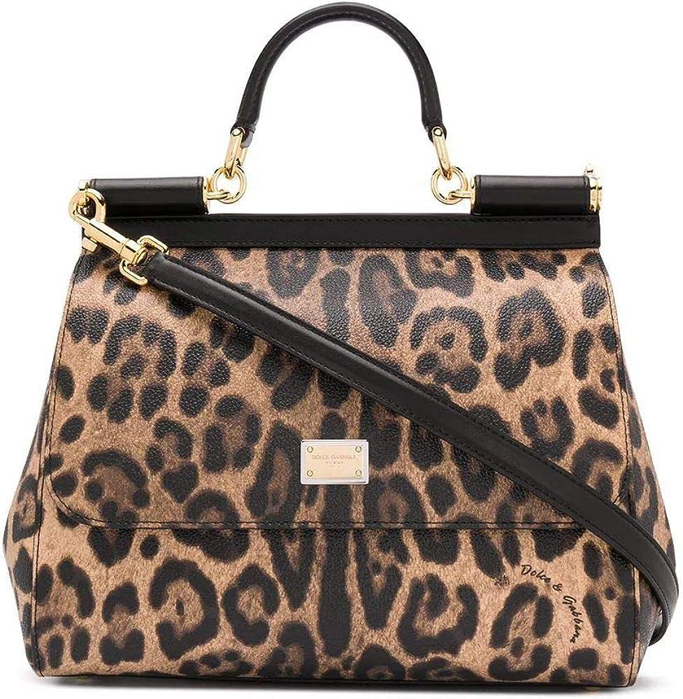 Dolce e gabbana donna luxury fashion borsa a mano BB6002AG299HA93N
