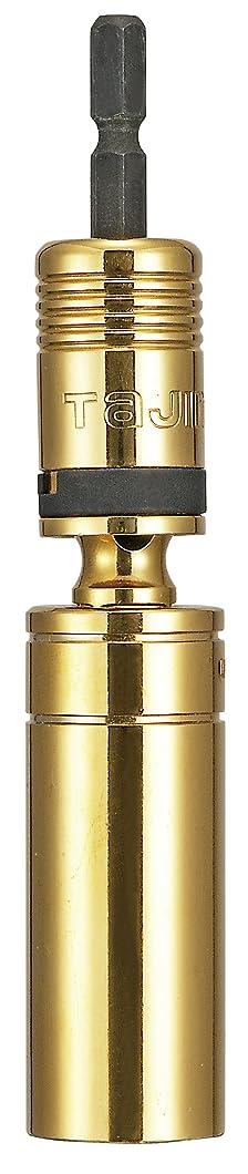 のぞき見断言する頭蓋骨TJMデザイン インパクトドライバー用首振りSDソケット 6角 TSK-SD17U-6K 17mm 1個