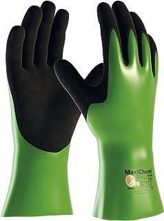 73c87b32a62 Guantes de protección química STAFFL johanesburgo MaxiChem 630 EN 374  categoría III, gran 10,