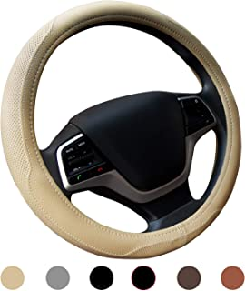 Best steering wheel leather replacement Reviews