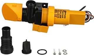 Whale Supersub Smart Electric Bilge Pump - for Fresh or Salt Water Use
