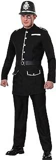 British Bobby Men's Costume