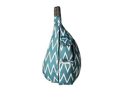 KAVU Rope Sling (Zigzag) Sling Handbags