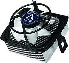 ARCTIC Alpine 64 GT - CPU Cooler for Quietness, Supports AMD AM4/AM3(+)/…, Ultra-Quiet 80 mm PWM Fan