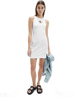 Calvin Klein womens URBAN LOGO TANK Dress