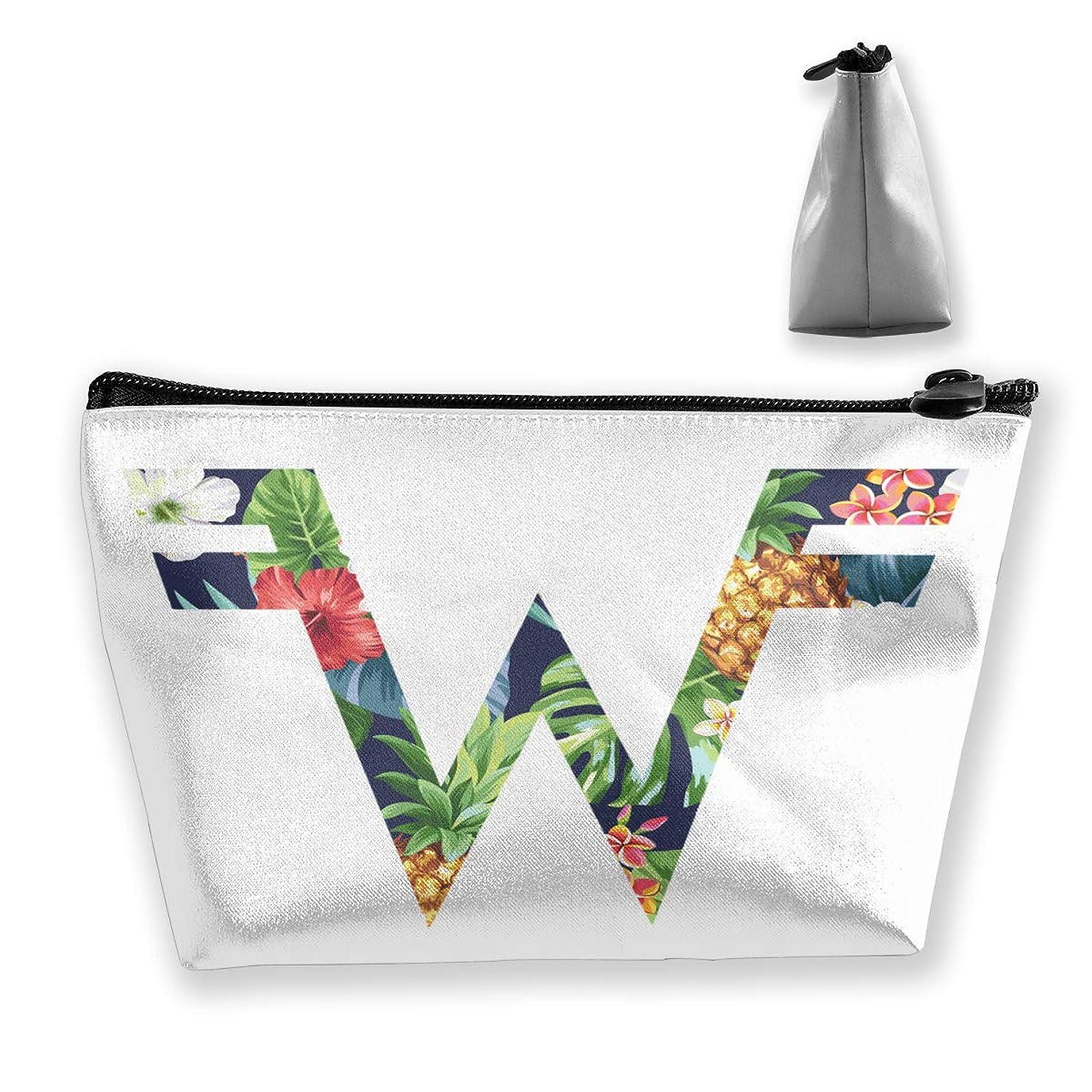 南極畝間差別化する収納袋 コスメポーチ 筆箱 台形 化粧品入れ 高級品 軽い 大容量 普段使い 学生 サラリーマン 出張 スポーツ 多機能 贈り物 Weezer Logo 花柄