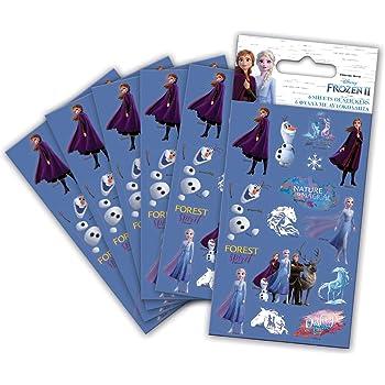 FROZEN 2 Sticker packs reward chart pencil case toy book stationery album pen