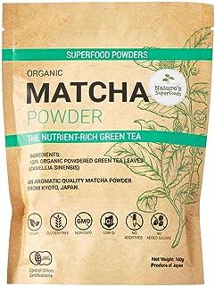 Nature's Superfoods Organic Matcha Powder