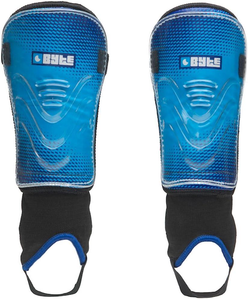Byte Field Hockey MX Junior SHINGUARDS Blue (Small) : Sports & Outdoors