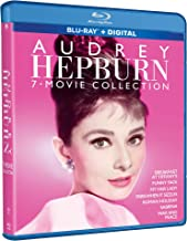 The Audrey Hepburn 7-Film Collection [Blu-ray]