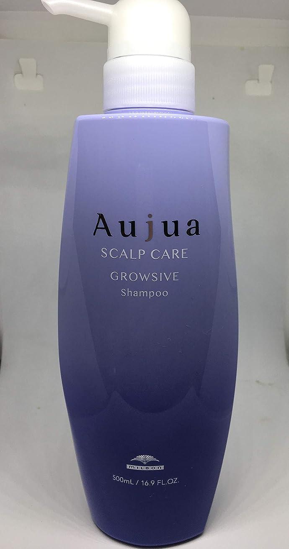 バーマド新鮮なストレスオージュア GR グロウシブ シャンプー(医薬部外品)(500ml)