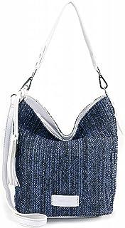 Tamaris Beutel Claudia 30951 Damen Handtaschen Zweifarbig