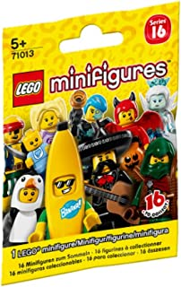 LEGO Series 16 Minifigures Blind Bag (Styles Vary, Sold Individually) - 71013