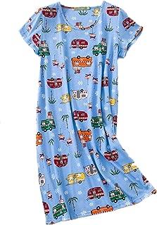 Best cotton t shirt nightgown Reviews