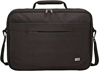 Case Logic ADVA-116 Advantage 15.6inches Attache Laptop Briefcase-Black
