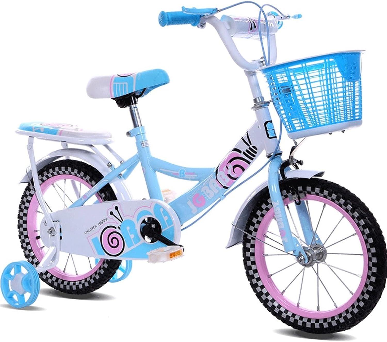 DGF Kinder Fahrrad Frauen 12 Zoll 14 Zoll 16 Zoll Junge Mdchen Baby Bike 3-10 Jahre alte Kinder Fahrrad