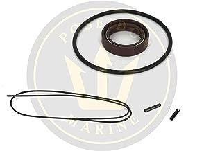 Poseidon Marine Shift Actuator Seal kit for Volvo Penta RO : 853868 o-Ring 925093 18-2068