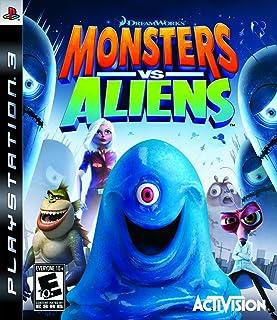Monsters vs. Aliens - Playstation 3