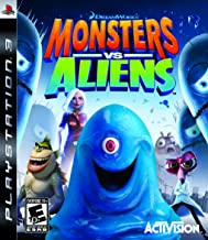 Monsters vs. Aliens - Playstation 3 by Activision
