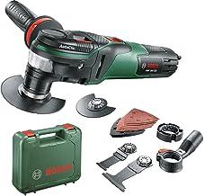 Bosch flerfunktionsverktyg PMF 350 CES (350 watt, för Starlock- och Starlock Plus-tillbehör, i väska)