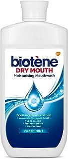 Biotene Dry Mouth Mouthwash, Moisturising & Alcohol Free Oral Wash, 500 ml