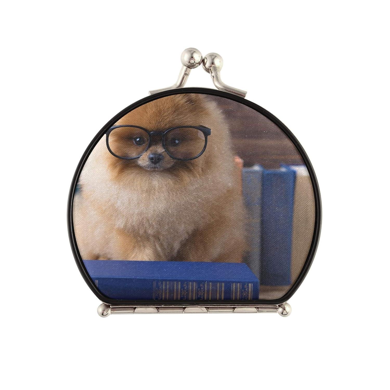 MiniMakeupMirrorTravel Clever Pomeranian Dog Book Ranking TOP4 With A Trav Popular