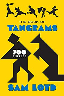 The Book of Tangrams: 700 Puzzles