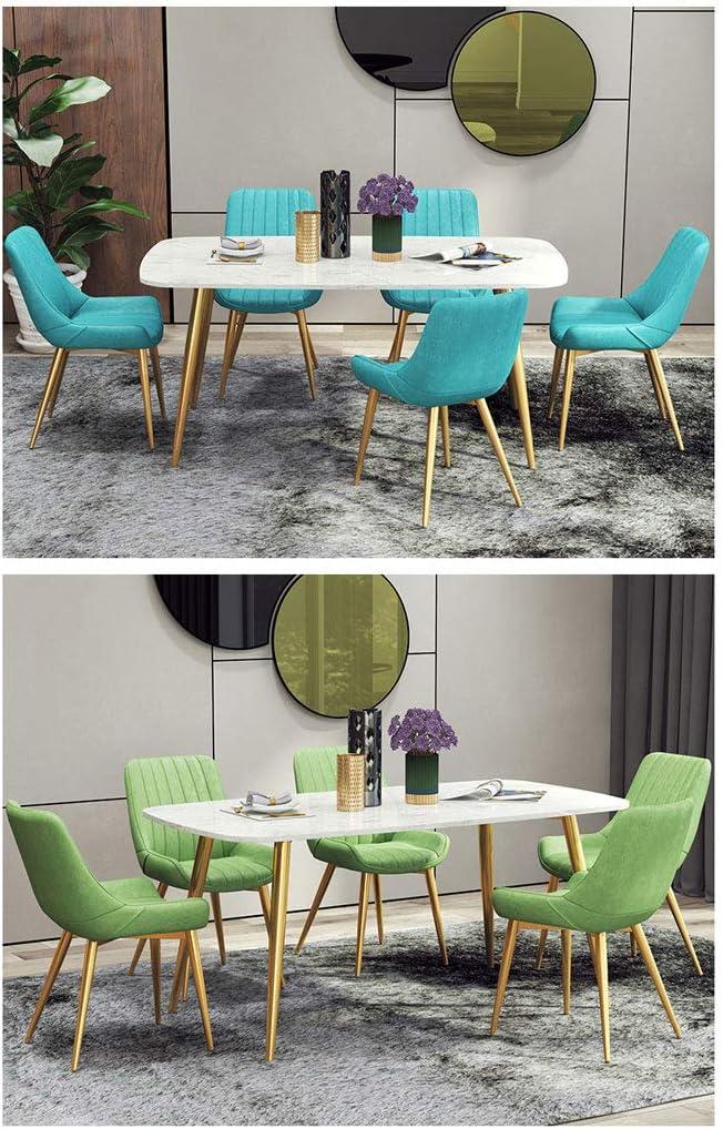 Dining chair WGZ Chaise de Salle à Manger Moderne Minimaliste pour Maison, Restaurant, café, Ordinateur D