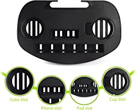 CENTSTAR Universal Oval Zero Gravity Chair Cup Holder with Mobile Device Slot and Snack Tray/Carrying Your iPhone 7 Plus/iPad (Pack of 1)