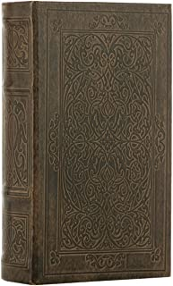 Maxam Small Faux Book Safe, A Fun Way To Hide and Protect Your Valuables