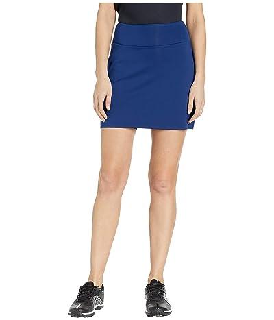 Nike Golf Flex Statement 17 Skirt (Blue Void/Blue Void/Blue Void/Blue Void) Women