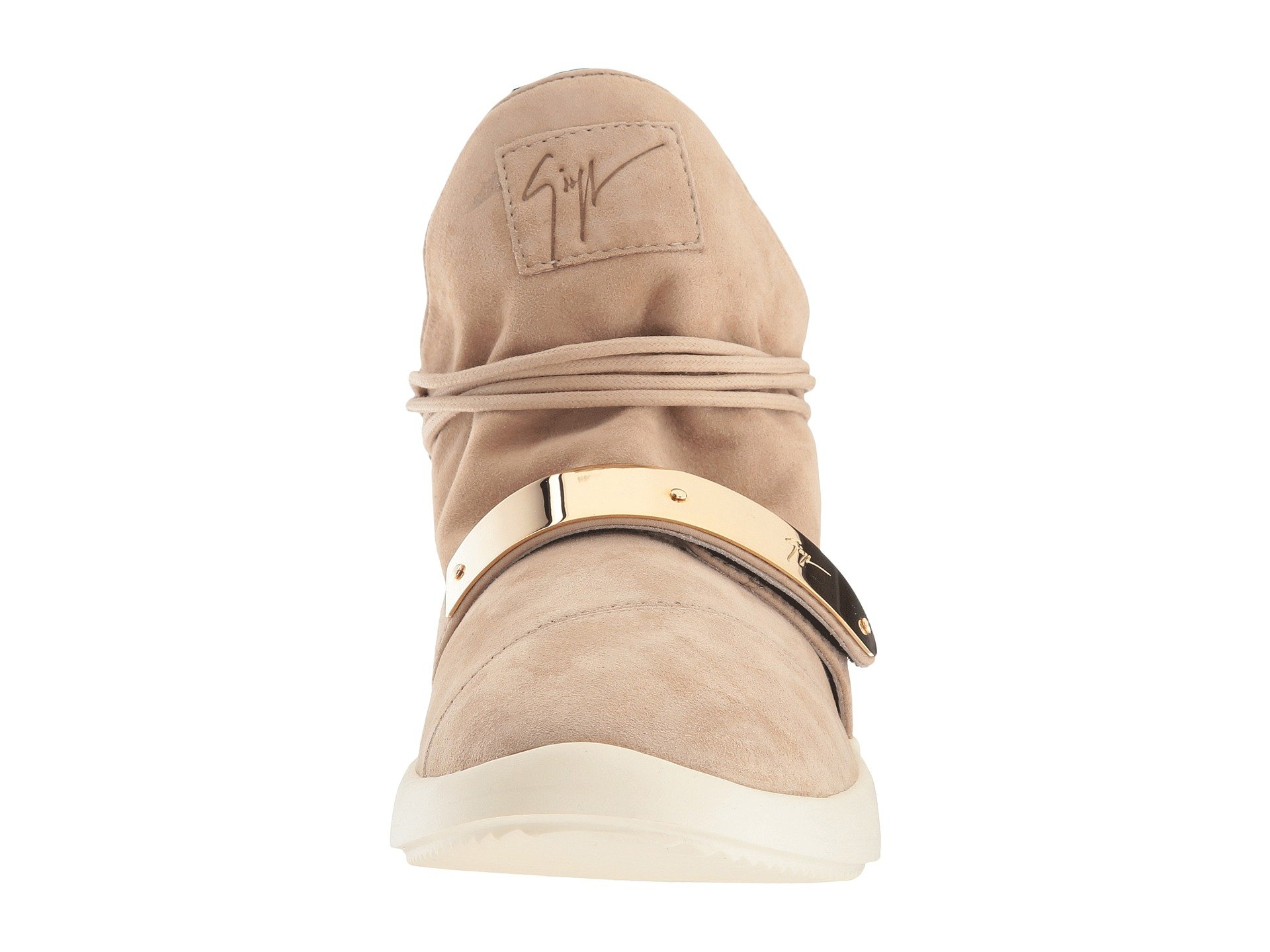 Giuseppe ZanottiSingles Suede Mid Top Sneaker cAie4h